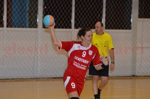 Carmen Cartaș va juca la Corona Brașov