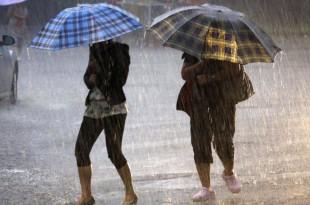 Hunedoara sub cod galben de ploi