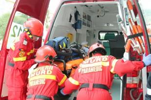 Accident rutier grav în Hunedoara. Patru oameni