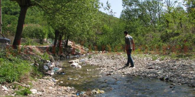 Poluarea râului Căian