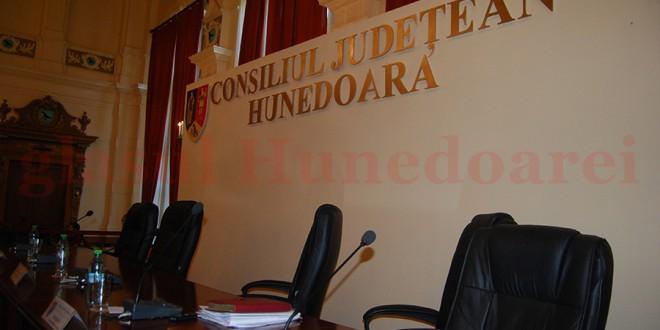 Pe 17 iunie se reconfigurează conducerea CJ Hunedoara