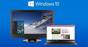 Windows 10 - primul windows gratuit!