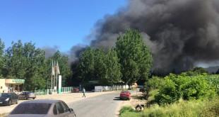 """Incendiul de la Chișcădaga încurcă și mai mult depozitarea gunoaielor din județul Hunedoara. Carpatcement și-a băgat """"bomba"""" în casă"""