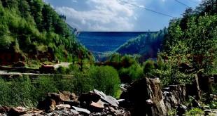 Excursie la barajul de trei ori mai mare decât piramida lui Kheops