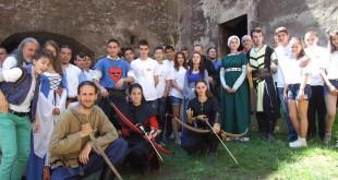 """""""Școala de vară – Istoria la Castel"""" la a III–a ediție în județ"""