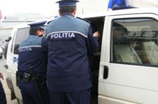 Mașină furată de pe străzile din Hunedoara