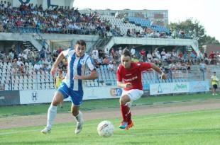 Fotbal Liga a treia:  Echipele hunedorene au venit cu puncte din deplasări