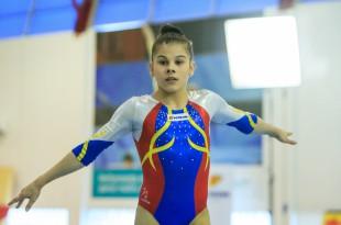 Gimnastica feminină a ajuns la cota de avarie
