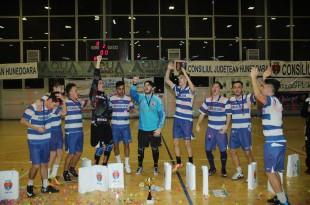 """Colegiul Naţional Sportiv """"Cetate"""" Deva a câştigat Cupa BIG a Liceelor"""