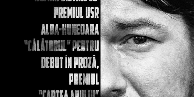 """Daniel Dăian prezintă publicului devean romanul """"Plimbare cu şobolani"""""""