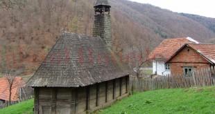 Proiect pentru biserica – unicat de la Vălari