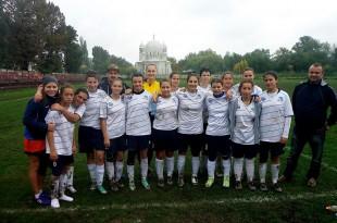 Fotbal feminin Fc Hunedoara