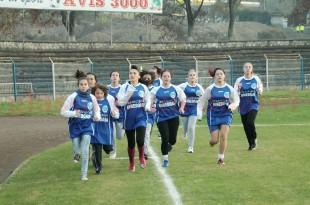 Fotbal feminin.  FC Hunedoara se bate pentru promovarea în Superligă