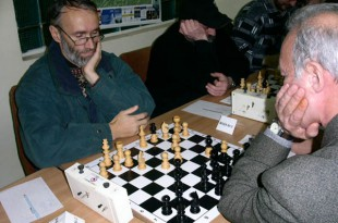 Iuliu Hegedus a câştigat ultimul turneu de şah din 2015