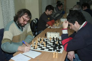 Ultimul turneu de şah al anului