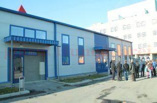 Halele Parcului de Afaceri Simeria au fost primele vizate de firmele interesate să activeze aici