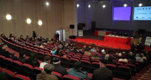 Sala de conferinţe a Parcului de Afaceri Simeria a fost folosită o singură dată: la inaugurare