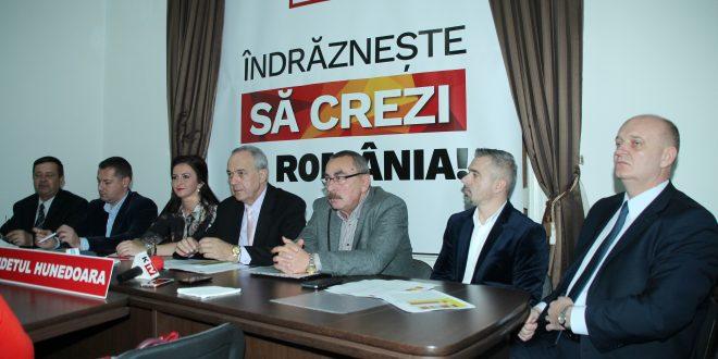 PSD a obținut șase mandate de parlamentar