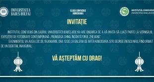 Invitatie-Vernisaj foto