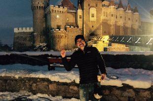 Jeffrey Dean Morgan în fotografia pe care a postat-o pe contul său de twitter