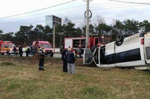 Secund accident urmare - 22 martie 2017