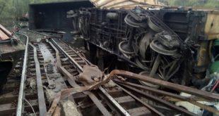 Foto: arhivă – accidentul de pe 8 aprilie 2017