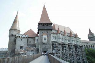 HUnedoara - Castelul 3445