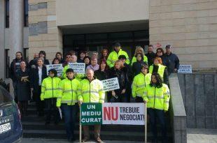 Deși greva a fost suspendată, conflictul de muncă nu este stins, iar protestul se poate reactiva