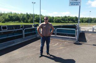 Directorul tehnic al Primăriei Deva, în vizită de lucru în Suedia