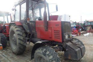 Pe un tractor de acest gen a dat Primăria 25.000 de euro degeaba (lucru susţinut şi de Curtea de Conturi)
