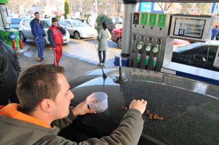 Main benzina