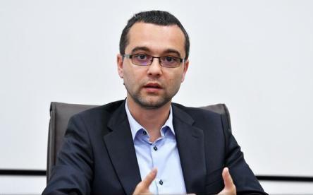 Secund Ministrul Gabriel Petrea - foto Agerpres