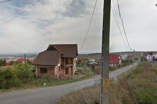 Rețeaua electrică de pe strada Granitului merge doar 90 de metri. Restul caselor stau în beznă