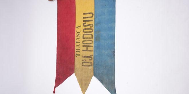 Cel mai vechi tricolor din Transilvania 1