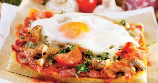 Pizza-cu-ou