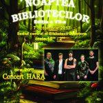 AFIS NOAPTEA BIBLIOTECILOR 2017