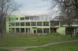 MAIN cladire parcul Corvinul