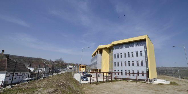 SECUND Situl industrial Hunedoara - cladirea administrativa
