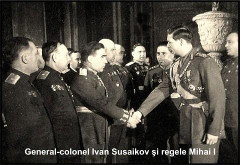 Regele Mihai a bătut palma cu sovieticii, probabil și pentru tablourile din Colecția Coroanei.