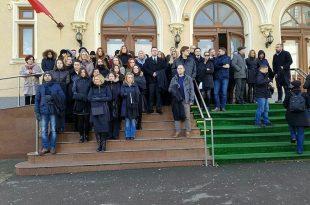 Magistrații din județul Hunedoara susțin protestele colegilor din întreaga țară