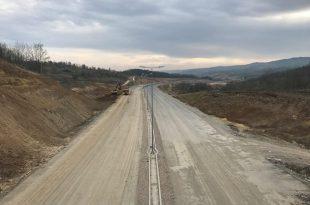 CNAIR reclamă grave deficienţe de construcţie pe lotul 3 de pe autostrada Lugoj – Deva (sursa foto – DRDP Timişoara)