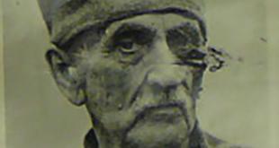 O imagine rară: Aurel Vlad, în zeghe (imagine obţinută de prof. Valentin Orga)