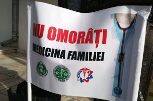 MAIN protest medici