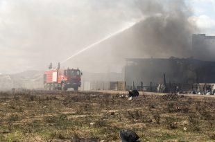 Pe lângă pagubele materiale imense, incendiul de la Terpena s-a soldat cu moartea unui tânăr de 27 de ani, soţ şi tată
