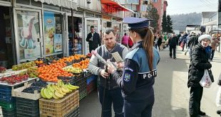 MAIN Actiune politiste