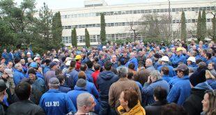 Protest la Termo Mintia 3684