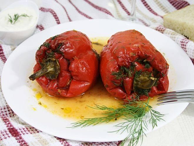 Photo of Ardei umpluți cu carne tocată de pui