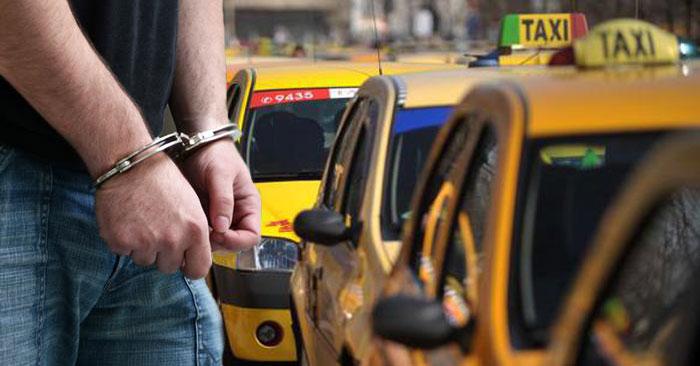 Photo of Taximetrist tâlhărit de un client