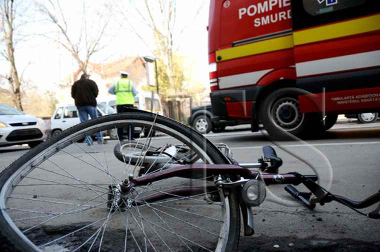 Photo of Biciclist accidentat grav de un șofer care nu i-a acordat prioritate