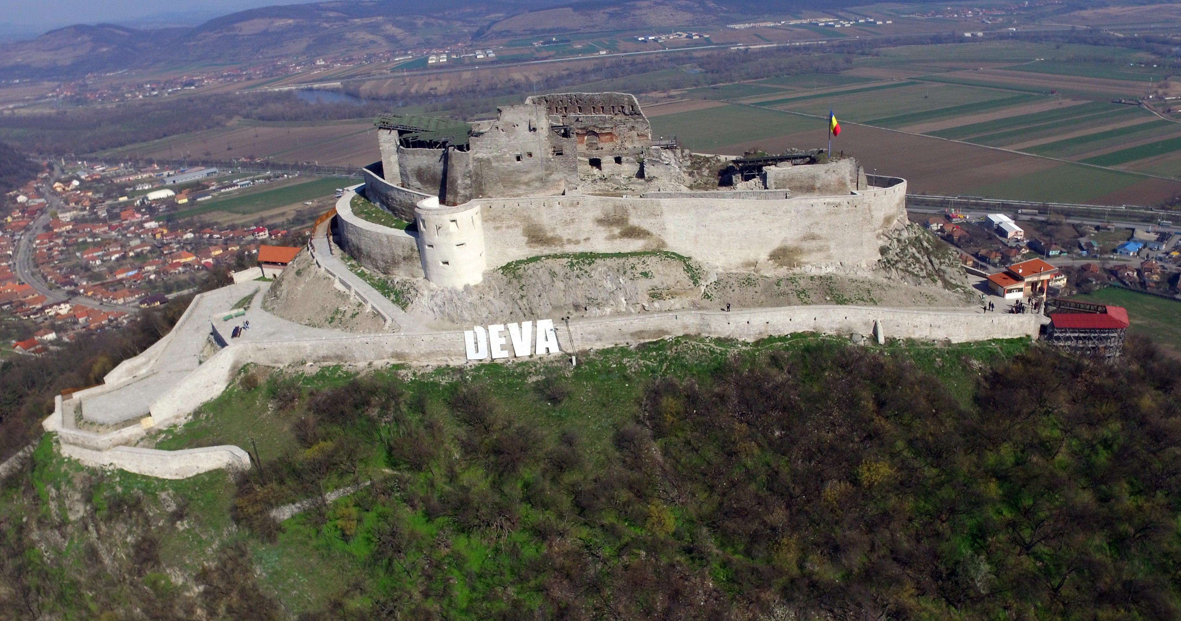 Photo of Sondaj online cu privire la locul în care vor fi amplasate literele de pe Cetate